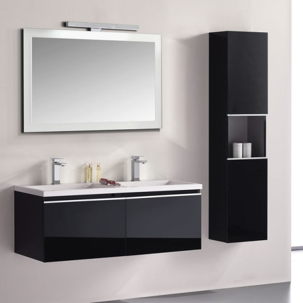 eago badm bel milano me 1200 schwarz 120x45 im online shop bestellen. Black Bedroom Furniture Sets. Home Design Ideas