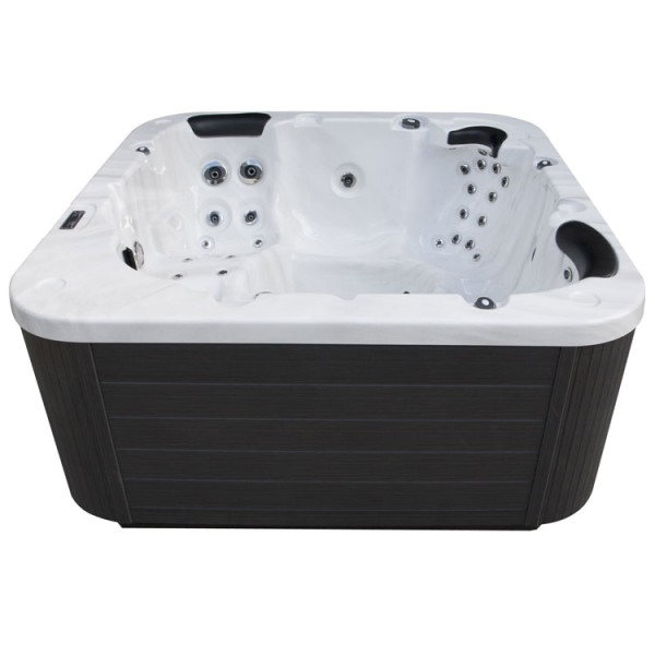 eo spa whirlpool aussenwhirlpool in 103 sterling silver 215x215 grau online kaufen. Black Bedroom Furniture Sets. Home Design Ideas