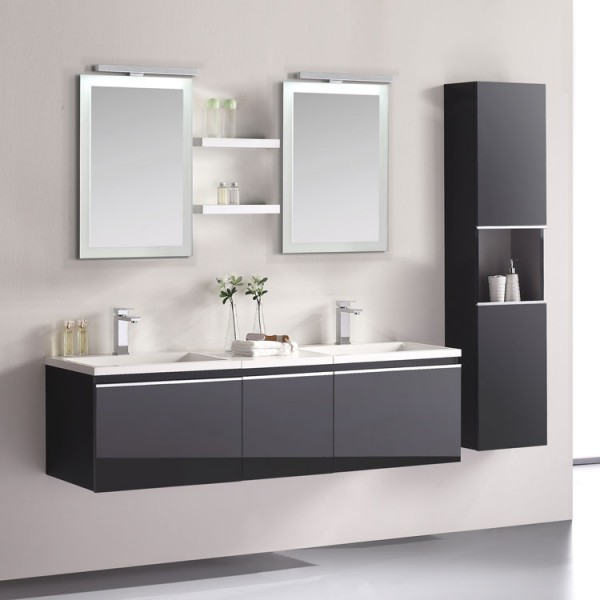eago badm bel milano me 1600 dunkelgrau 160x45 im online shop bestellen. Black Bedroom Furniture Sets. Home Design Ideas